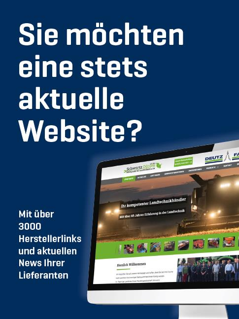 AGROweb neues System