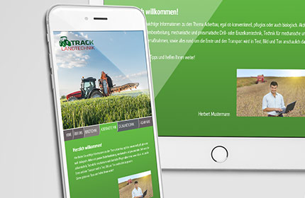 mobil agro web sites